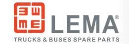 LE.MA. Trucks & Buses Spare Parts futóműalkatrészek, kardánfelfüggesztők, tömítések